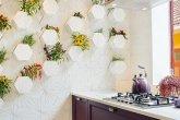 Jardim na parede: opções criativas para ter em qualquer cantinho04