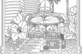 Arquitetura de Belo Horizonte é tema de livro de colorir