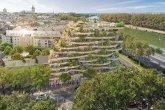 """Na França, projeto segue a onda das """"florestas verticais"""""""