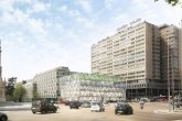 Escritório em Madri terá fachada com formato de diamantes